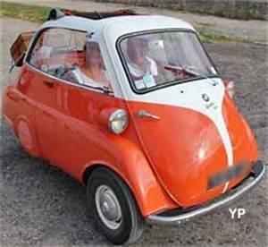 Bmw Ancien Modele : bmw isetta 250 guide automobiles anciennes ~ Maxctalentgroup.com Avis de Voitures