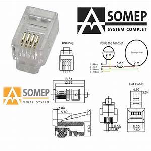 Plug  Conectores Rj45  Rj11  Rj12  Etc
