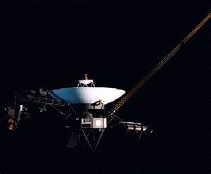 Pictures From Voyager 1 and 2 - Pics about space