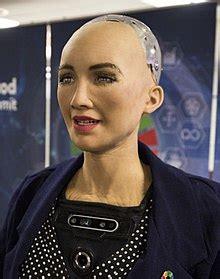 Sophia (robot) - Wikipedia