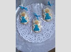 Frozen Theme Cookie Elsa Cookie Connection