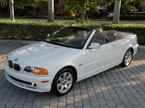 2000 Bmw 323ci Convertible For Sale In Fort Myers, Fl
