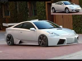Toyota Celica Modified Car