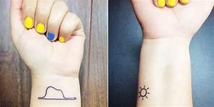 Tatouage Minimaliste : 18 tatouages minimalistes et discrets qui plairont aux ~ Melissatoandfro.com Idées de Décoration