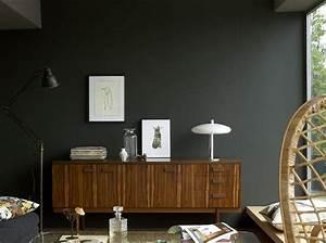 17 best ideas about peinture gris anthracite on pinterest With couleur gris anthracite peinture 0 deco salon gris 88 super idees pleines de charme