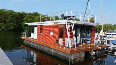 Floating House Kaufen by Hausboot Kaufen Bei Floating House Aus Berlin