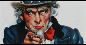 Does Uncle Sam ...
