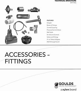 538800 1 Goulds Accesories And Fittings Brochure