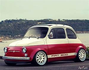 Fiat 500 Ancienne Italie : fiat 500 by 1444 1128 fiat pinterest voitures belle voiture et moto ~ Medecine-chirurgie-esthetiques.com Avis de Voitures