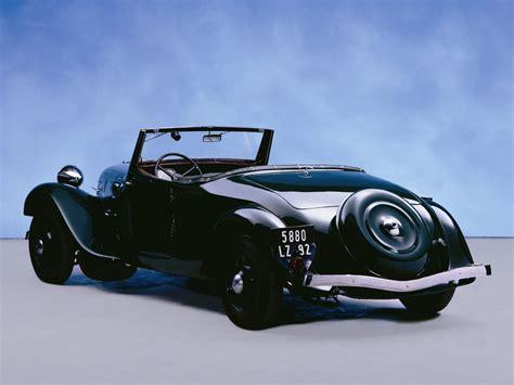 Citroen Traction Avant Cabrio 1939 Citroen Classics
