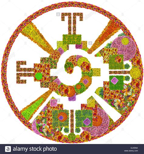 Buy Mayan Love Symbol This Symbol Is An Eight Print Posters