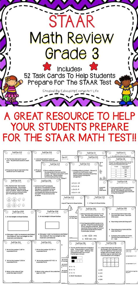 6th grade staar math practice worksheets 8th grade staar