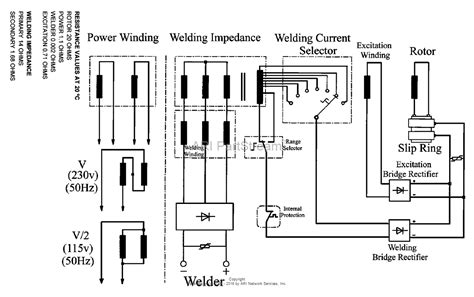 Lincoln 225 Ac Wiring Diagram by Lincoln Ac Dc 225 125 Welder Wiring Diagram Lincoln Arc