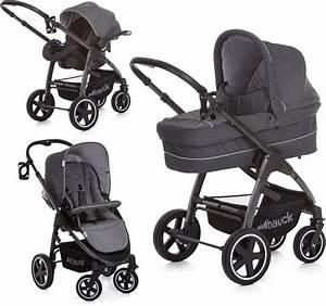 Kinderwagen Kombi Set : hauck fun for kids kombi kinderwagen inkl babyschale soul plus trio set beluga online kaufen ~ Orissabook.com Haus und Dekorationen