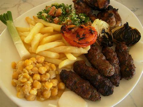 cuisine it lebanese cuisine