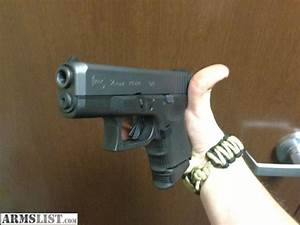 ARMSLIST - For Sale: Glock 26 Gen 4 with holster.