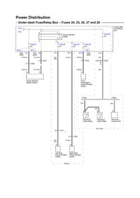 ford   wd  fi dohc cyl repair guides wiring diagrams wiring diagrams