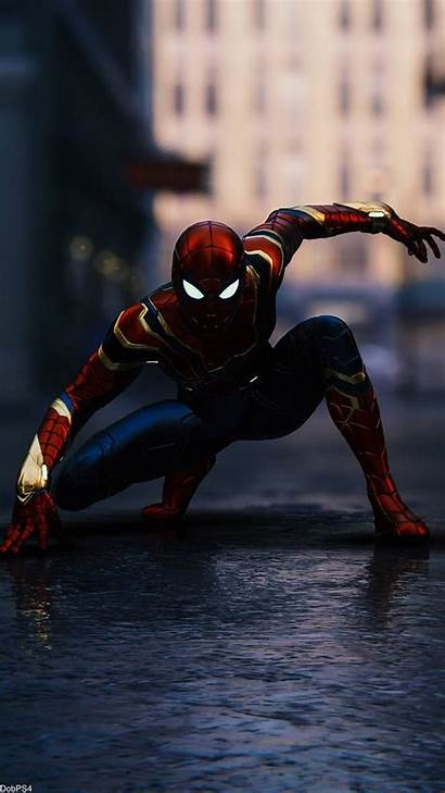 Superhero Wallpapers Spider Marvel Spiderman Avengers Android