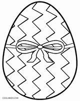 Egg Coloring Easter Printable Cool2bkids Blank Dragon Bunny Getcolorings Prints Getdrawings Related sketch template
