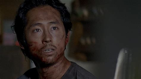 It really was like a is anyone watching the walking dead tonight its just not the same without glenn. The Walking Dead, Heads Up: Things To Note - Page 2