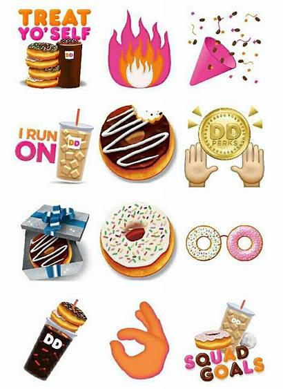 Dunkin Donuts Stickers Breakfast Club Decals Halloween