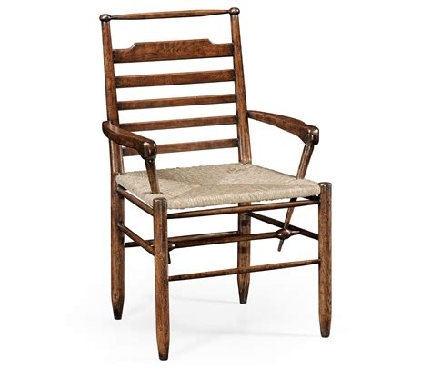oak ladder back chairs rush seats tall ladder back chairs