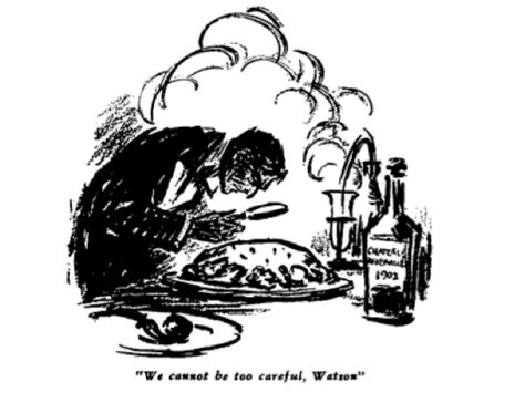 ENTERTAINMENT AND FANTASY : THE 1940 DINNER published