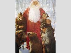 ts Father Christmas visits Narnia Christian Birmingham