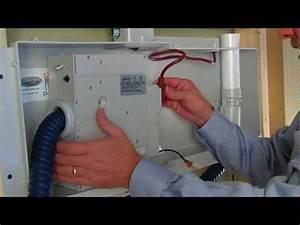 Central Vacuum Retractable Hose Management System