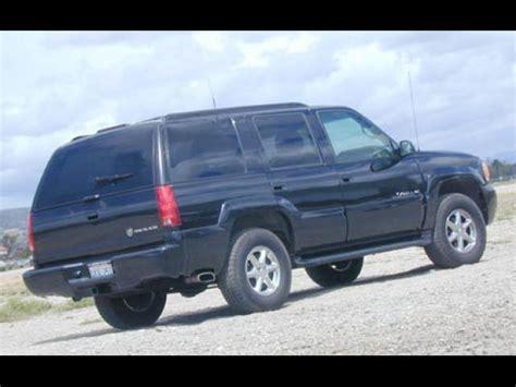 2002 Cadillac Escalade Problems by 2000 Cadillac Escalade Problems Mechanic Advisor