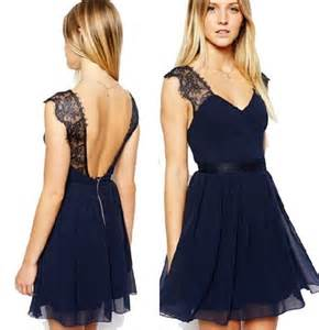 robe classe mariage les 25 meilleures idées de la catégorie robes bleu marin sur robe marine manches