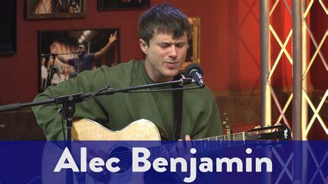 Alec Benjamin-