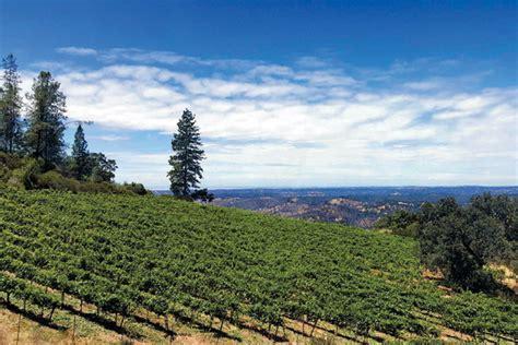 mount aukum winery sierra foothills wine tourism