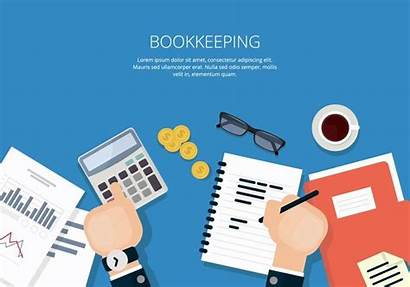 Bookkeeping Illustration Vector Clipart Graphics System