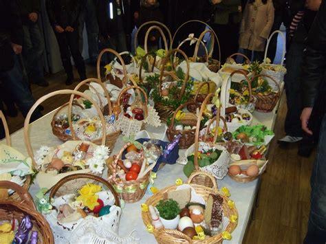 Prayer for easter sunday dinner. Blessing of the Easter Baskets - Easter morning breakfast ...
