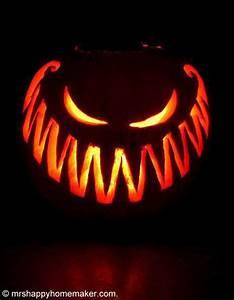 Tete De Citrouille Pour Halloween : comment sculpter une citrouille elle table ~ Melissatoandfro.com Idées de Décoration