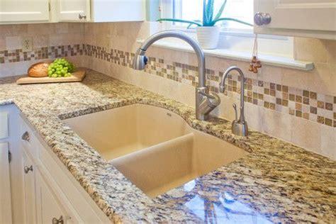 tiles for kitchen backsplash best 25 santa cecilia granite ideas on 7694