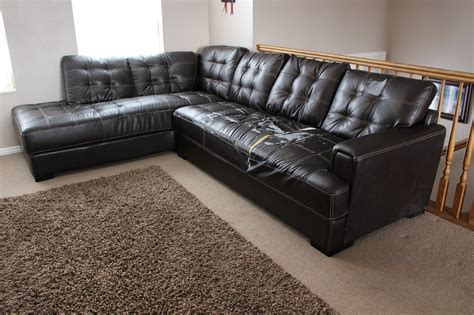 How To Reupholster A Sectional Sofa Remodelaholic 28 Ways