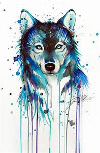 dark wolf on sale by pixiecold on deviantart With amazing couleur pour un salon 13 dessins black crow tattoo