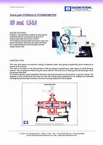 Hydraulic Dynamometer By Ruben Reyes