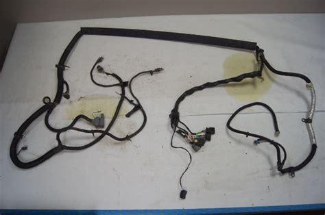 Chevy Corvette Torque Tube Wire Harness Auto