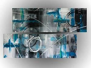 Tableau Plusieurs Panneaux : les 25 meilleures id es de la cat gorie tableau triptyque ~ Teatrodelosmanantiales.com Idées de Décoration