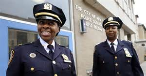 Officers Make Her Story In Brooklyn NY Daily News
