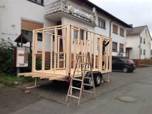 Tiny Haus Auf Rädern : tiny house acht quadratmeter wohn t raum auf r dern ~ Michelbontemps.com Haus und Dekorationen