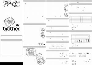 Brother Label Maker Pt