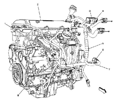 Hhr Drivetrain Diagram by Where Is A Ground Connection For A Cooling Fan Chevy