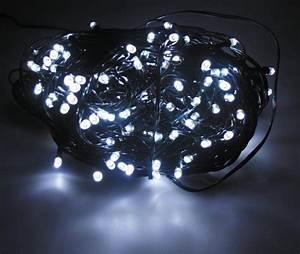 Lichterkette Led Außen : ca 30m led lichterkette 200 leds au en innen wei ~ Markanthonyermac.com Haus und Dekorationen