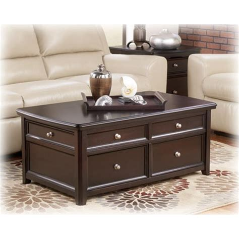 ashley carlyle lift top coffee table t771 20 ashley furniture lift top cocktail table