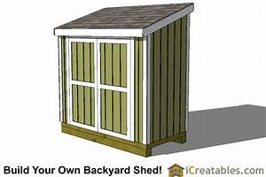 diy lean to shed plans free Quick Woodworking Projects