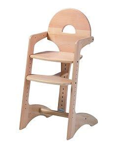 chaise haute qui fait transat chaise haute geuther en bois pour bébé comparateur de mamans